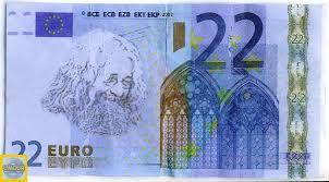 22 euros